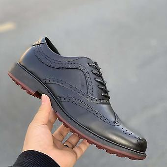 Classic  Golf Sport Sneakers, Sport Trainers Leather Shoes