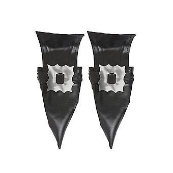 On-shoes zwarte heks volwassen Halloween