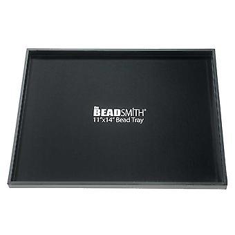 "Beadsmith Bead Mat Tray, 11-1/2"" x 14-1/2"" x 1/2"", 1 kpl"