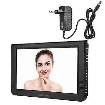 Isdb-t 10.1 Inches 16:9 Portable Tft-led Digital Analog Color Tv Television