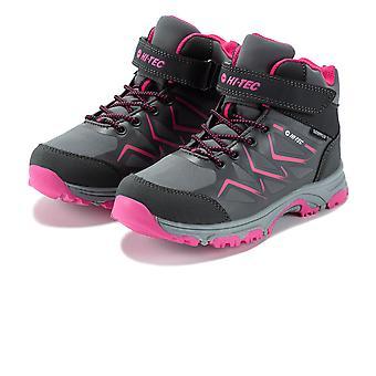 Hi-Tec Trio EZ Mid Waterproof Junior Walking Boots