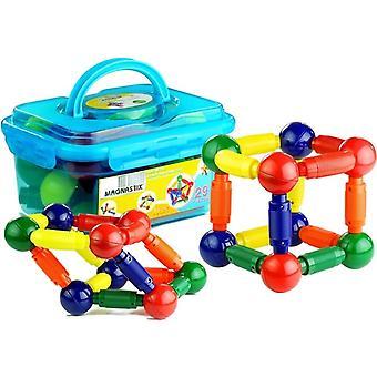 Magnetblöcke Set 29-teilig – Pädagogisches Spielzeug