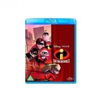 The Incredibles Blu-Ray