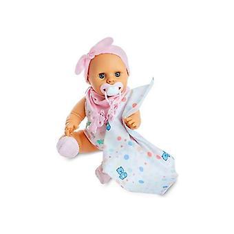 Boneca bebê com acessórios Berjuan Susu Leotard animais (38 cm)