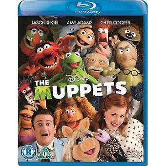 Muppets Movie Blu-ray