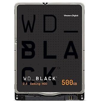Western Digital WD5000LPSX Černá 2,5 palce 500 GB Sériový ATA III
