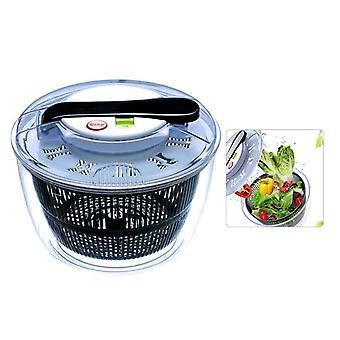 Ensalada Spinners Deshidratador de Vegetales Versátil Ensalada Spinner Grande