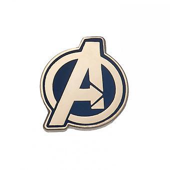 Логотип Avengers Badge Официальный лицензионный продукт