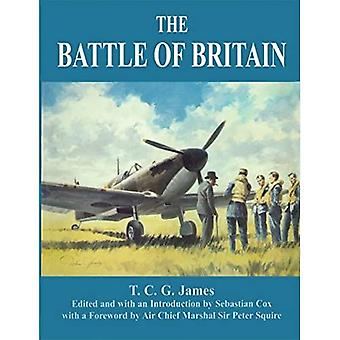 The Battle of Britain (Royal Air Force Official Histories: Air Defence of Great Britain, v. 2)