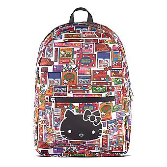 Sweet Wrappers All-over Print Backpack