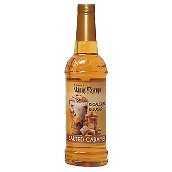 Sugar Free Syrup, Salted Caramel - 750 ml.
