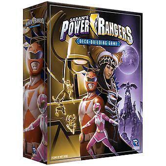 Power Rangers Deck Building Game