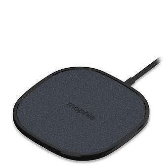 mophie 409903378, indoor, AC, Wireless charging, Black