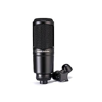 Audio AT2020  Wired Cardioid Condenser Microphone