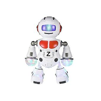 Digital cameras for kids dancing robot toy led space battery robot walking action figure toys|rc robot red