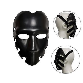Yesfit イカゲームマスク 123 木製マンおもちゃマスクコスプレパーティー