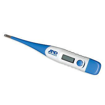 AND Instruments Flexi-Tip Digital Thermometer - 60 second reading (UT113)