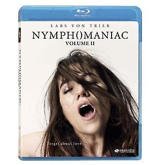 Nymphomaniac Vol 2 [BLU-RAY] USA import