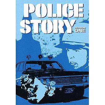 Police Story: Seizoen één [DVD] USA import