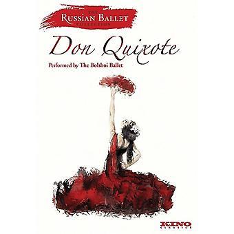 Russian Ballet: Don Quixote [DVD] USA import
