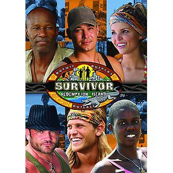 Survivor: Redemption Island (2011) [DVD] USA import