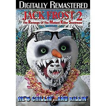 Jack Frost 2: Revenge of the Mutant Killer Snowman [DVD] USA import