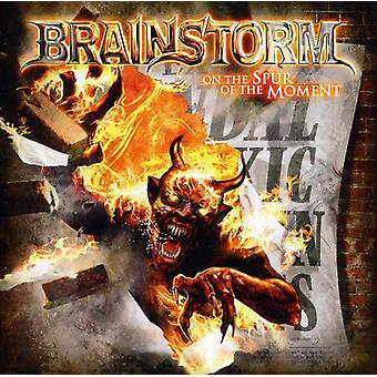 Brainstorm - On the Spur of the Moment [CD] USA import
