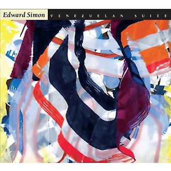 Edward Simon - Venezuelan Suite [CD] USA import