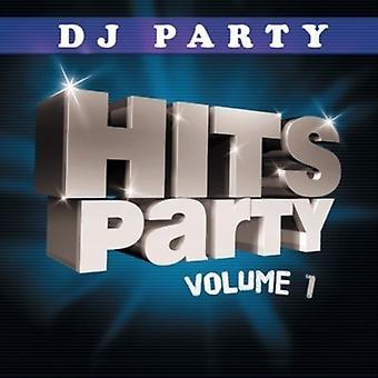 DJ パーティー - DJ: Vol. 1 ヒット パーティー [CD] USA 輸入