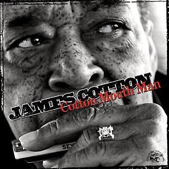 James Cotton - importation USA coton bouche homme [CD]
