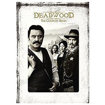 Deadwood - Deadwood: Complete Series [DVD] USA import