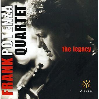 Frank Potenza Quartet - Legacy [CD] USA import