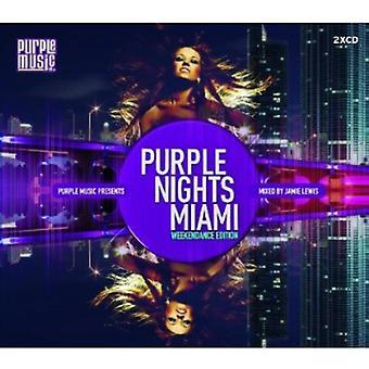 Purple Nights Miami - Purple Nights Miami [CD] USA import