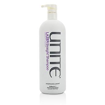 Unite Lazer Straight Shampoo (smooth Sleek) - 1000ml/33.8oz