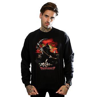Disturbed Men's Battle Grounds Sweatshirt