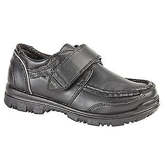 Amerikaanse Brass jongens Mark / Marvin Touch bevestiging boot schoenen