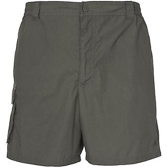 Overtreding Mens Roadside Polycotton Cargo wandelen Shorts