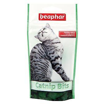 Beaphar Catnip Bits Cat Treats 75 Treats for Cat