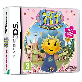 Fifi and the Flowertots Fifis Garden Party (Nintendo DS) - As New
