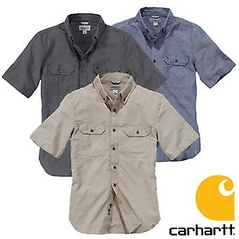 Carhartt men's shirt solid Fort