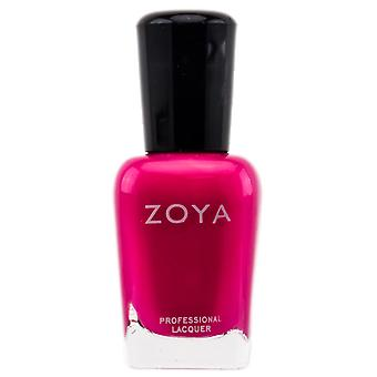 Zoya Natural Nail Polish - rosa (färg: Dana - Zp515)