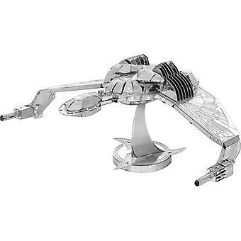 Model kit Metal Earth Star Trek Klingon Bird of Prey