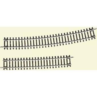 42428 H0 RocoLine (w/o-Rail bed) curve 15 ° 888 mm