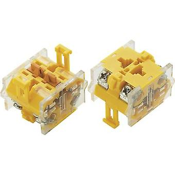 TRU COMPONENTS LAS0-A Contact 2 breakers momentary 500 V AC 1 pc(s)