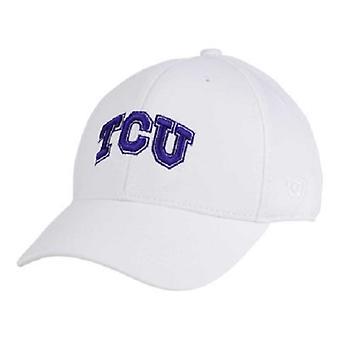 TCU Horned sapos NCAA reboque Coolon Stretch chapéu cabido