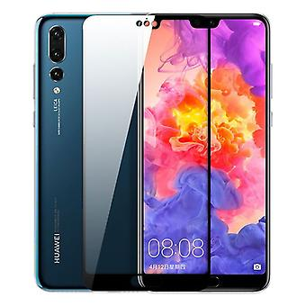 For Huawei mate 20 Lite 3D premium 0.3 mm H9 hard glass black slide protection cover new