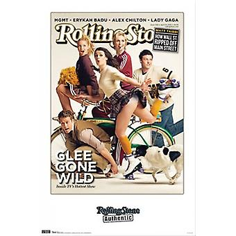 Rolling Stone - Glee 10 Poster drucken