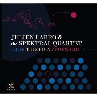 Barrios / Saluzzi / Zeon / Villa-Lobos - From This Point Forward [CD] USA import