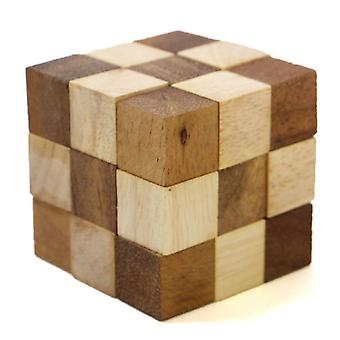 Smart Brain Snake Cube Puzzle