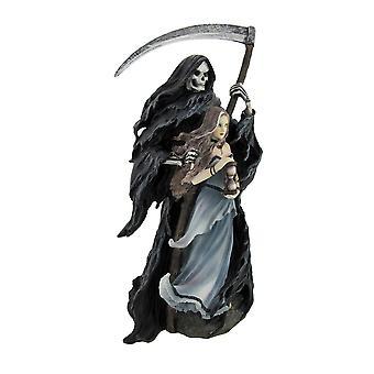 Anne Stokes Summon the Reaper Statue 11 In.